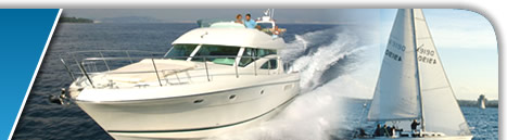 Marine surveys for small craft such as yachts, power-boats and other pleasure craft.